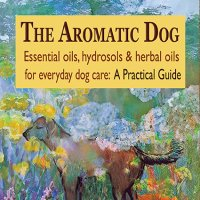 Aromatic dog book cover